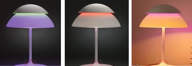 lamp that changes color