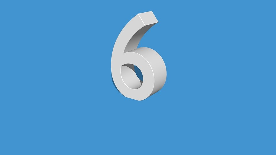 BIBLICAL AND SPIRITUAL SIGNIFICANCE OF NUMBER 6