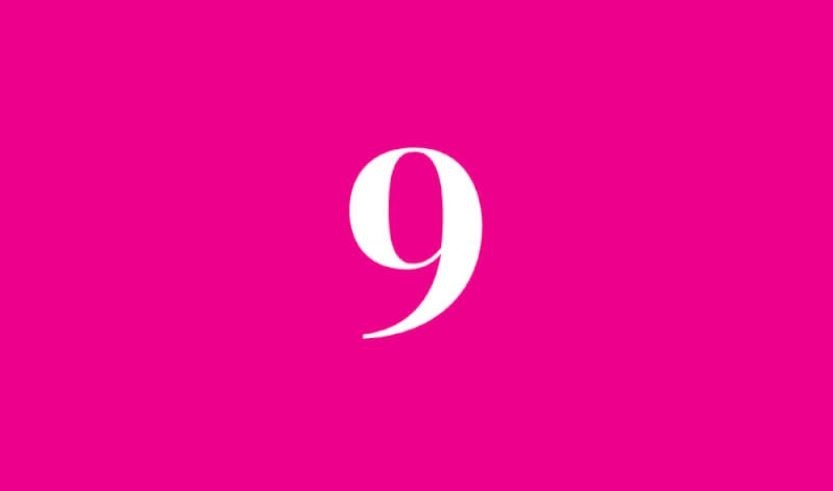 What Does The Number 9 Mean Spiritually Angel Number