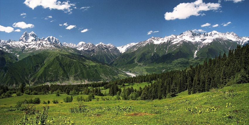 caucasus mountains in the bible