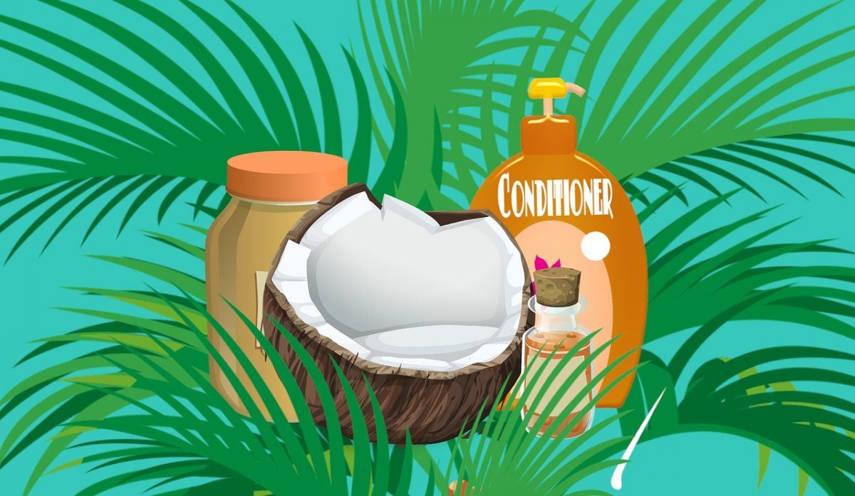 How To Remove Coconut Oil From Hair