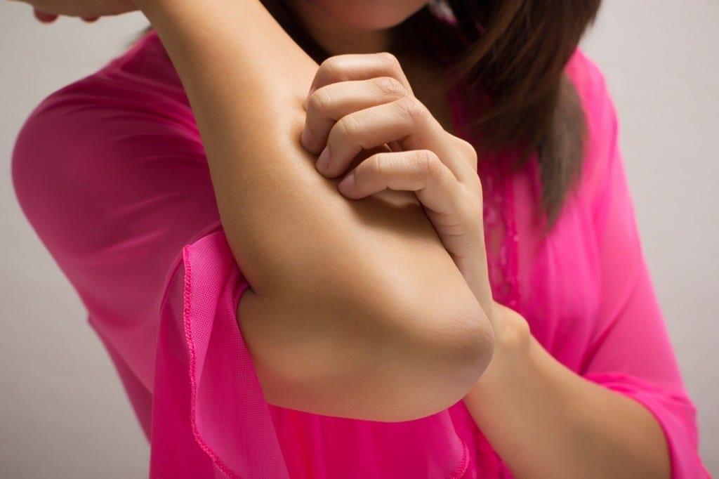 Alivia la picazón y la irritación